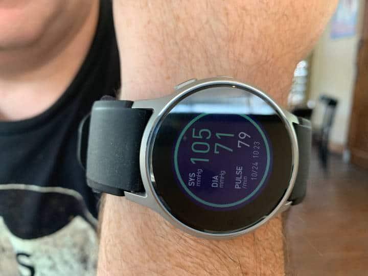 Fitness-Tracker für Blutdruck